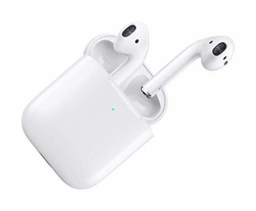 Apple AirPods con estuche de carga inalámbrica