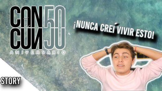 ¡50 Años de Cancún!💜