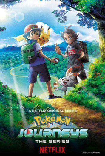 Pokemon Serie Journeys Pokemon