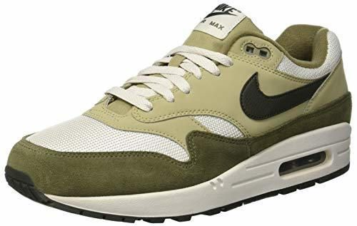 Nike Air MAX 1, Zapatillas de Gimnasia para Hombre, Verde