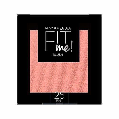 Maybelline New York Fit Me Blush Colorete en Polvo Mate