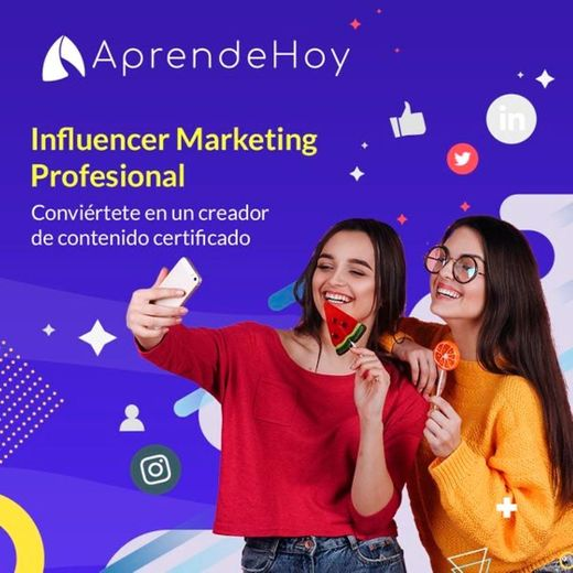 Curso Profesional en Influencer Marketing
