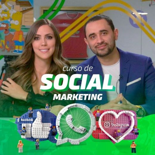 Curso de Social MarketingWhatsApp Business Instagram y Face