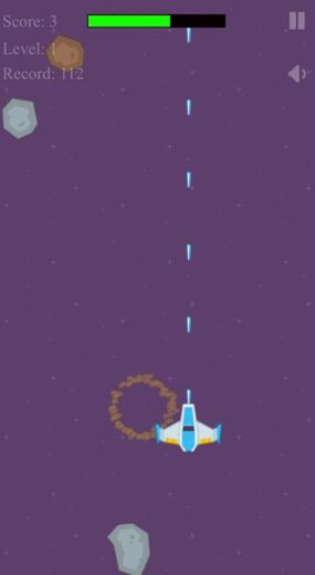 SPCTK - Space Attack Game