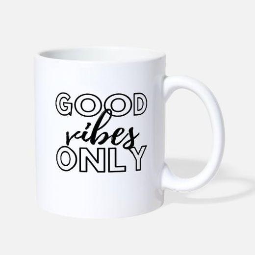Mug Good Vibes Only