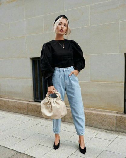 Casual chic look