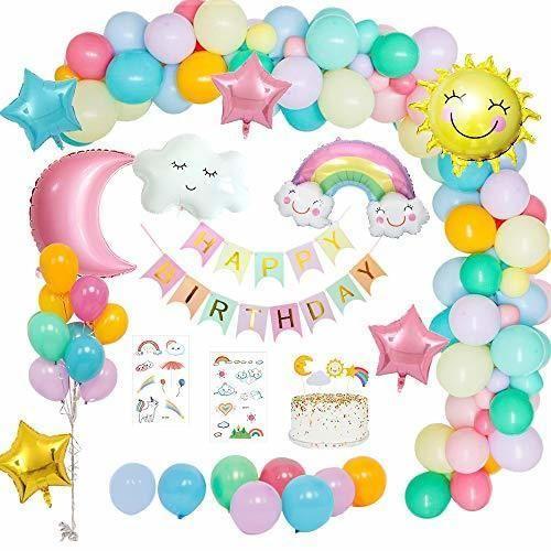 MMTX Decoraciones fiesta Cumpleaños Pastel