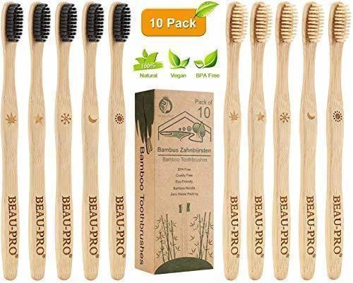 Cepillo Dientes Bambu