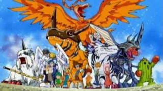 Digimon Adventure 01 Opening Latino (720p) - YouTube