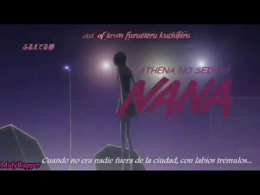 "Intro/Opening 1º Anime: NANA ""Rose"" BLACK STONES - YouTube"