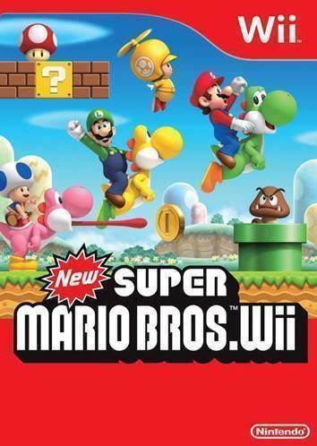 New Super Mario Bros. Wii Coin World