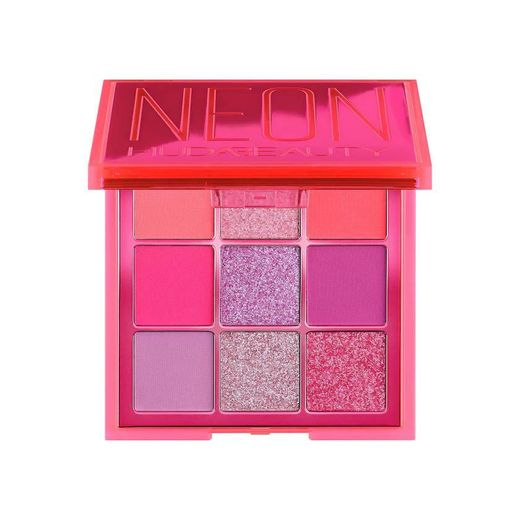 💓 Neon Pink Obsessions Palette 💓  HUDA BEAUTY