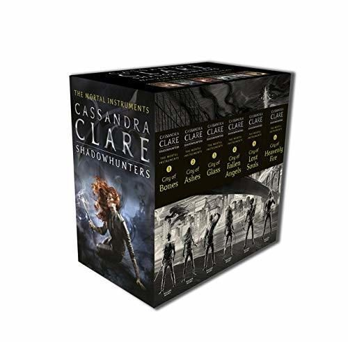 The Mortal Instruments Slipcase and S/wrap