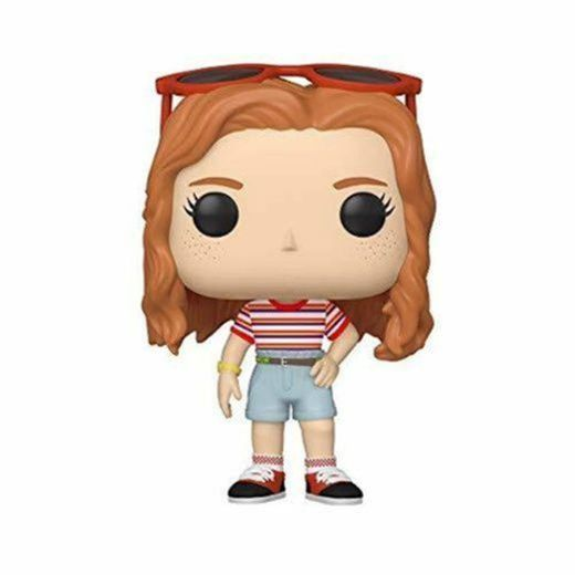 Funko- Pop Vinilo: Stranger Things: MAX Mall Outfit Figura Coleccionable, Multicolor
