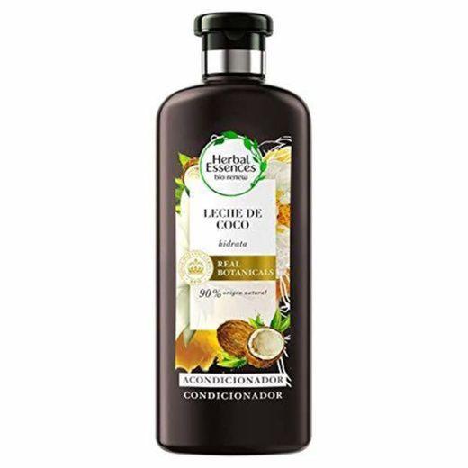 Herbal Essences Bío Renew Leche de Coco Hidratación Acondicionador