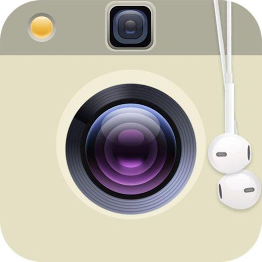 Hipster Camera for Hipstamatic, Retrica, Retromatic, Camera FX8, Rookie, ProCamera