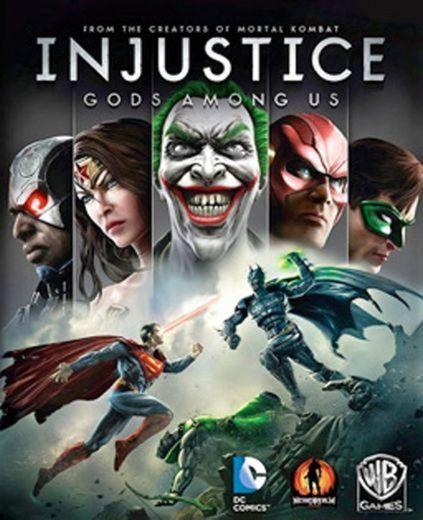 Injustice: God Among Us