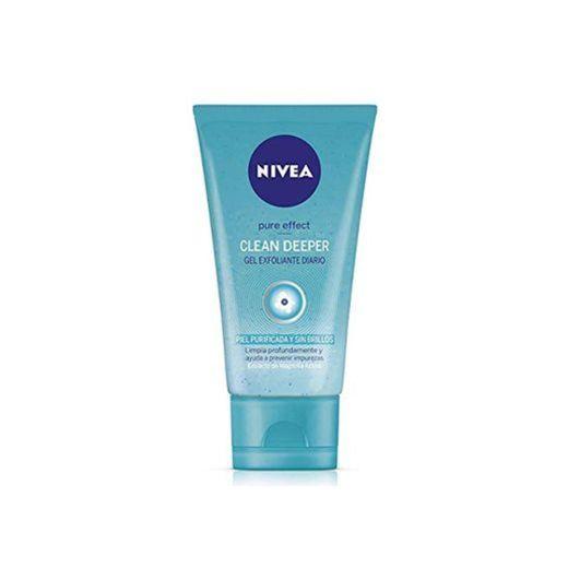 NIVEA Clean Deeper Gel Exfoliante