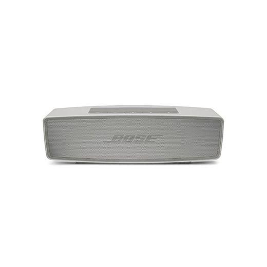 Bose SoundLink Mini II - Altavoz portátil Bluetooth, color perla
