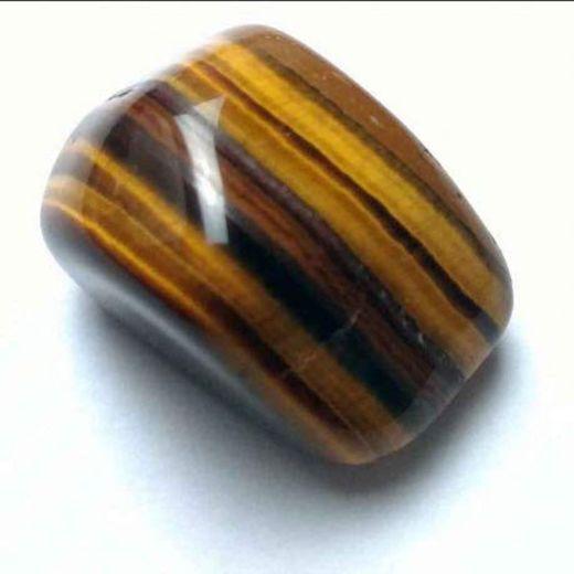 piedra rodada ojo de tigre calidad AA