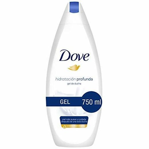 Dove Gel de douche Nutrition Intense