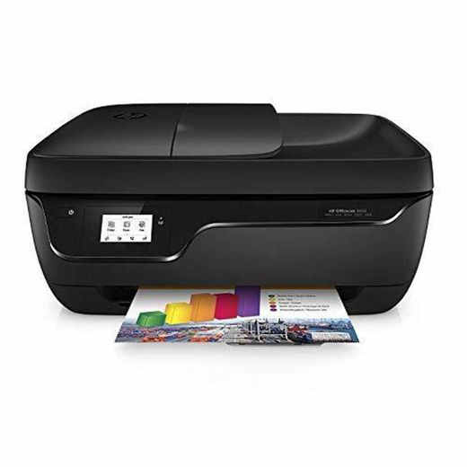 HP OfficeJet 3833 - Impresora Multifunción de Tinta
