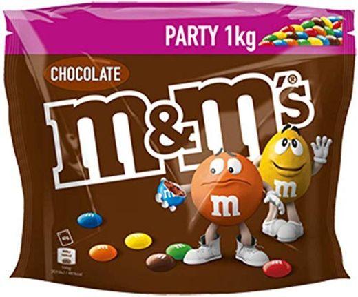 M&Amp;M'S grageas de chocolate con leche