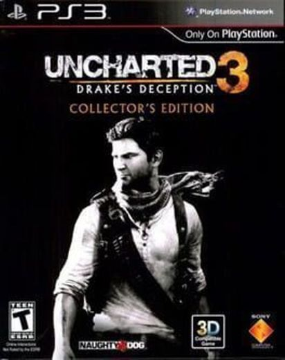 Uncharted 3: Drake's Deception - Collector's Edition