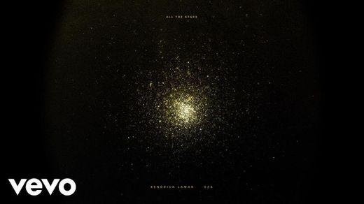 Kendrick Lamar, SZA - All The Stars - YouTube