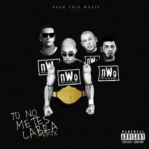 Tu No Metes Cabra - Remix