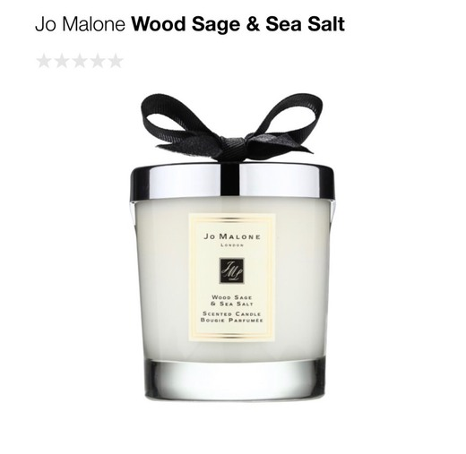 Wood Sage & Sea Salt Home Candle | Jo Malone London