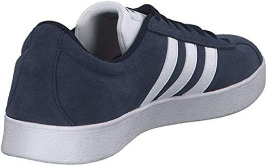 Adidas VL Court 2.0, Zapatillas para Hombre, Azul