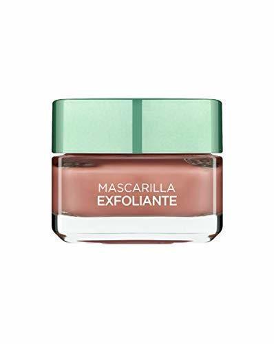 L'Oréal Paris Mascarilla Facial Exfoliante Arcillas Puras Roja