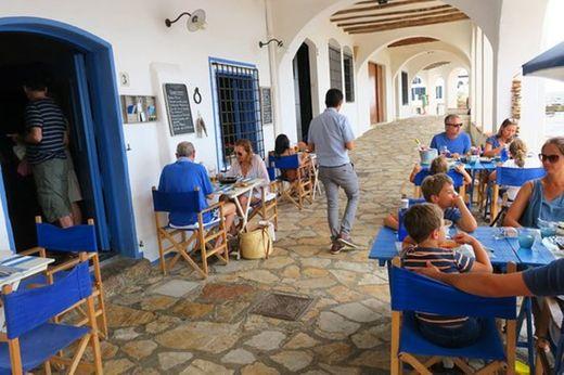 Restaurant La Blava