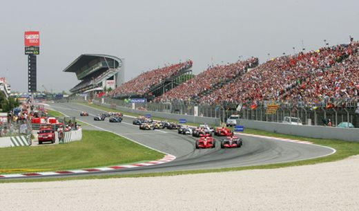 Barcelona-Catalunya Circuit