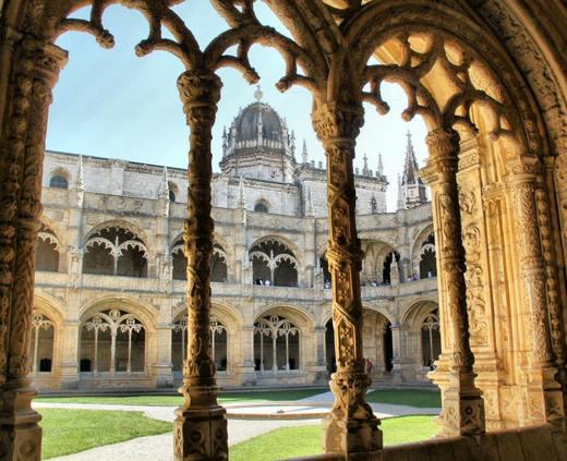 Monasterio de los Jerónimos de Belém