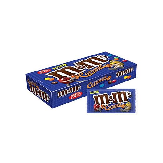M&M's, Dulce de caramelo - 24 de 40 gr.