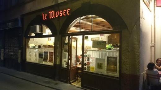 Restaurant Le Musée