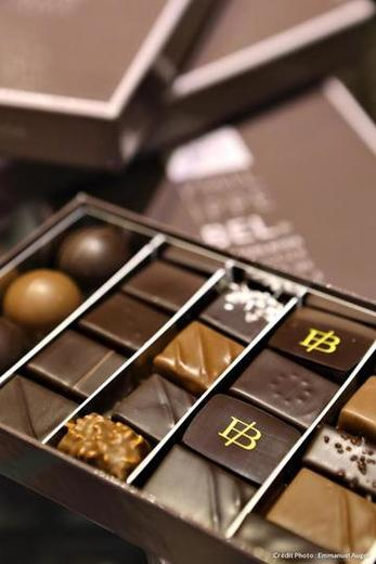 Praline and Chocolate