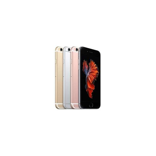 Apple iPhone 6s 64GB Smartphone Libre - Oro Rosa (Reacondicionado Certificado)
