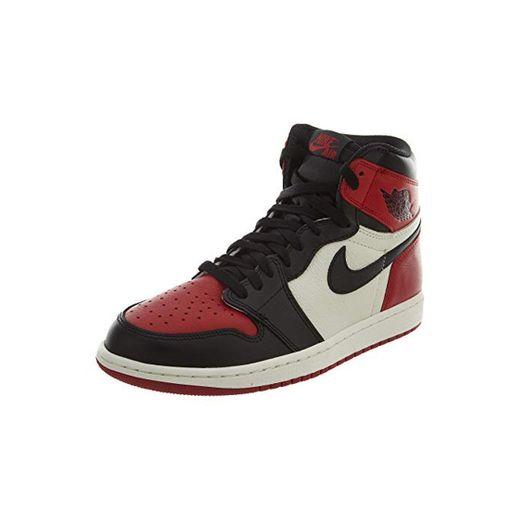 Nike Air Jordan 1 Retro High OG 'BRED Toe'