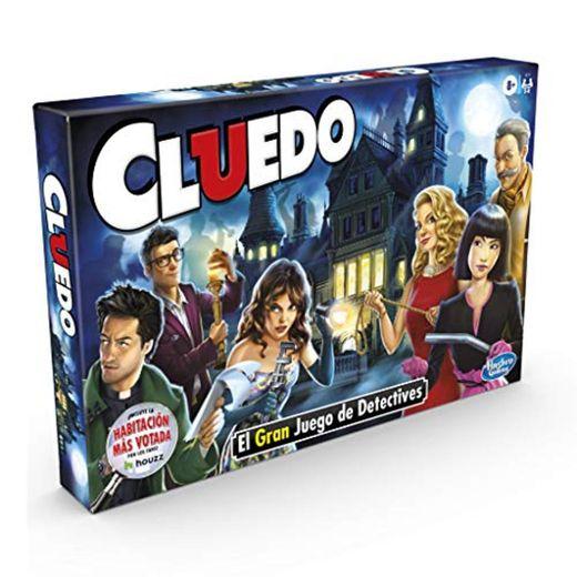 Hasbro Gaming- Cluedo