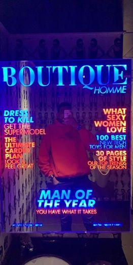 Le boutique Club