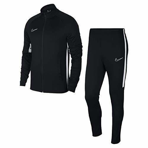 Nike Dri-FIT Academy C Chándal de fútbol, Hombre, Negro