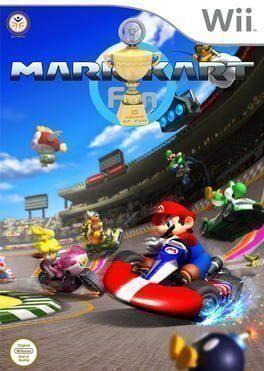 Mario Kart Wii Fun