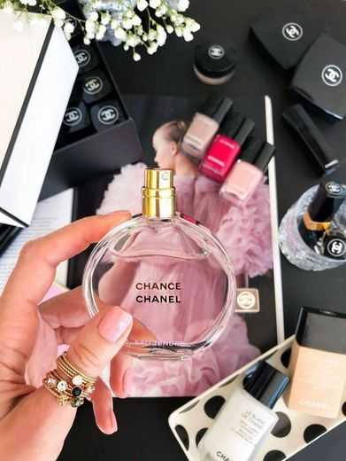 Chanel Chance Agua de Colonia Spray