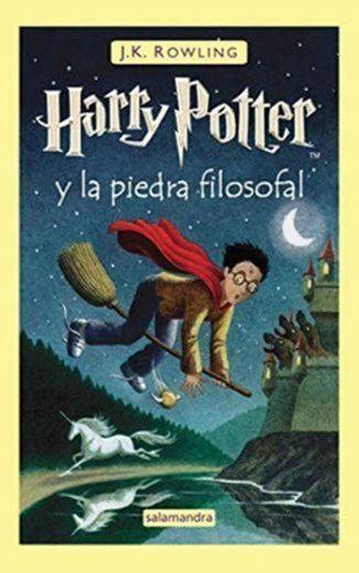 1: Harry Potter y la Piedra Filosofal