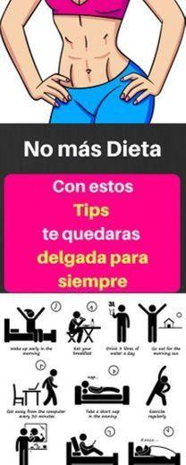 Tips para Bajar de Peso con Dietas, Ejercicios y Recetas