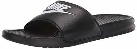 Nike Benassi Jdi, Chanclas Unisex Adulto, Negro