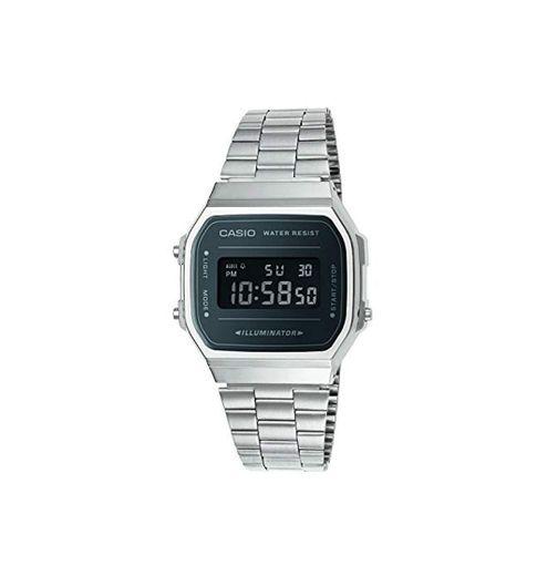 Casio Smart Watch Armbanduhr A168WEM-1EF